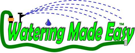 Watering Made Easy PERMANENT Lawn Sprinklers